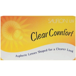 Clear Comfort Aspheric 55% (3 lenses)