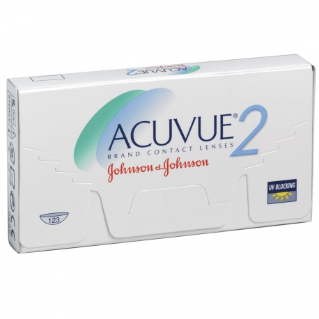 ACUVUE® 2™ 6 lenses