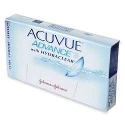 ACUVUE® ADVANCE™ 6 lenses
