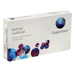 Contact Lenses Biofinity Multifocal